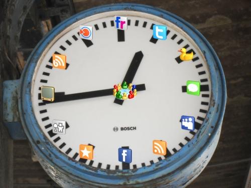 Social Media für Unternehmer. Mit dem richtigen Zeitmanagement kein Problem