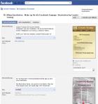 Werben auf Facebook - Bildinformationen und Ortsangaben