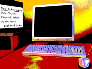 Hacker sind es in den seltensten Fällen. Bildrechte:©Rudolpho Duba