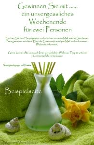 Schauen Sie sich ein einfaches Beispiel an.Bildrechte: ©Palmera/pixelio.de