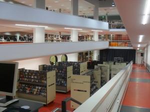 Besuch in der Mediothek Krefeld
