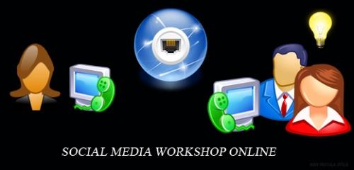 Social Media Workshop online
