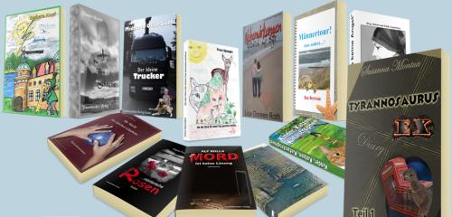 Traumhafte Bücher im Traumstunden Verlag
