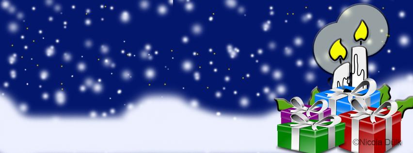 Kostenlose Titelbilder für Facebook Chronik - Weihnachten (2/6)