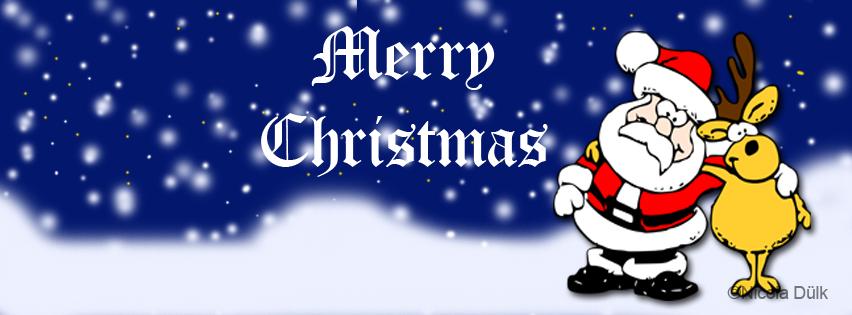 Kostenlose Titelbilder für Facebook Chronik - Weihnachten (3/6)